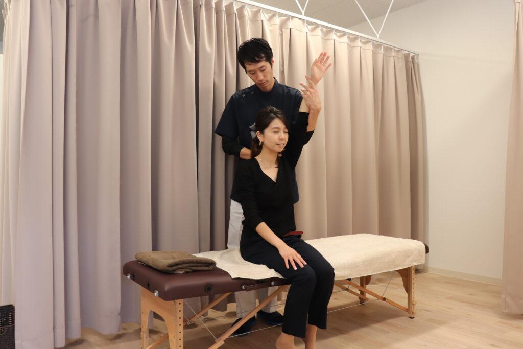 やわら整体院の腰痛検査方法